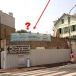 Rue Ernest André au Vésinet : Un chantier ou un poisson d'avril ?
