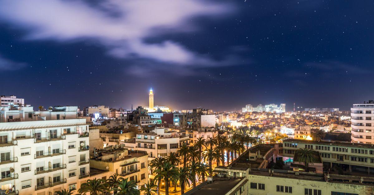 Casablanca, ville natale d'Ahmed