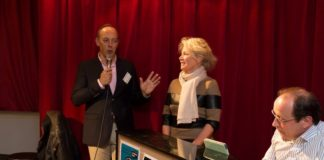 Soirée Beaujolais nouveau au Théâtre : les photos !