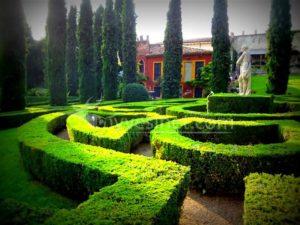 Le jardino Giusti