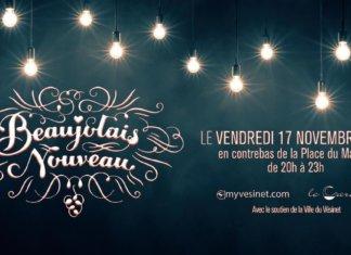 « Beaujolais nouveau » le vendredi 17 novembre 2017
