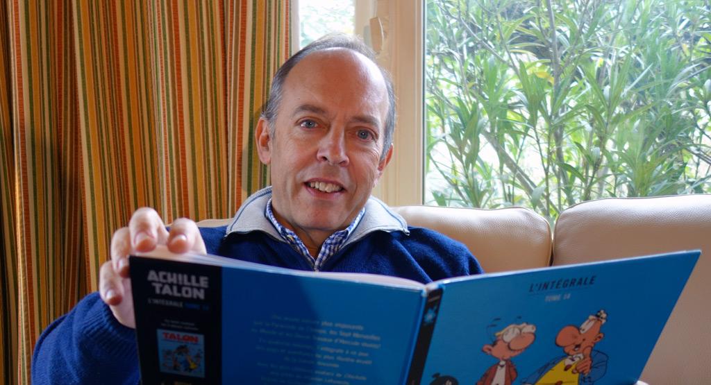 Christophe HUMANN - Fondateur de Myvesinet.com