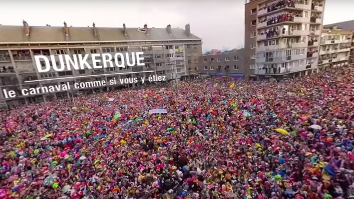 F vrier c 39 est le mois du carnaval une f erie de couleurs en hiver - Office du tourisme de dunkerque ...