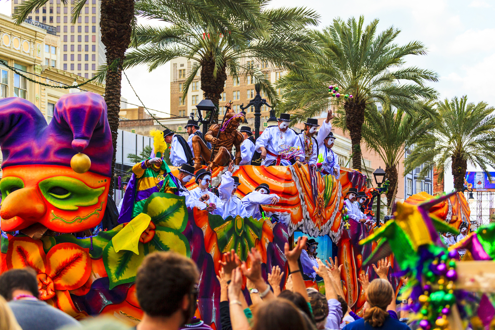 Carnaval de Louisiane